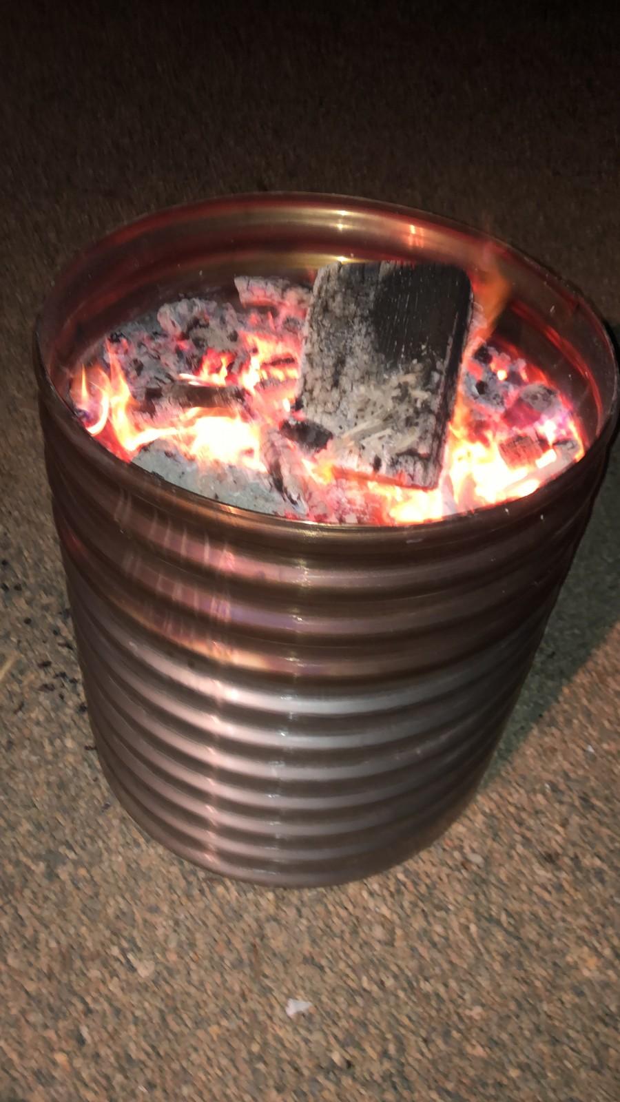 Fire Pits Designer Tanks